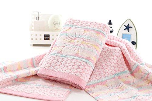 YSN Home Collection YSN10 Katoenen handdoek, extra pluizig en absorberend, verschillende maten