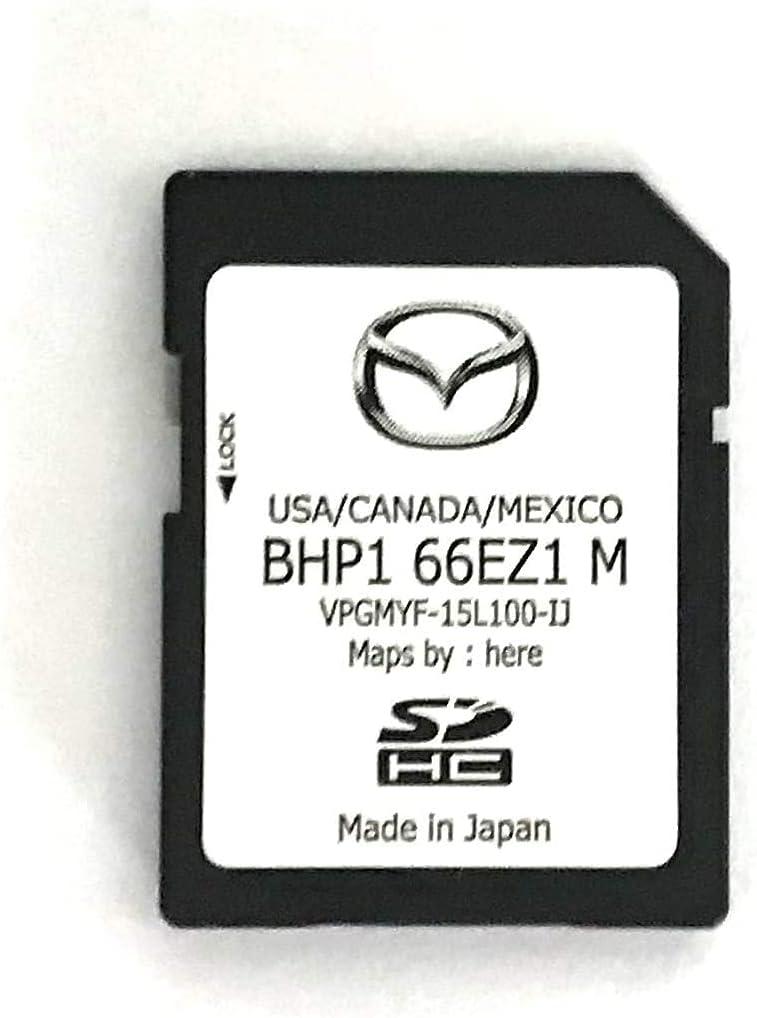 2020 Genuine Navigation Card with Update Spasm price Compatible Bombing new work BHP166EZ1M