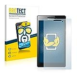 BROTECT Schutzfolie kompatibel mit Lenovo Tab 2 A7-10 (2 Stück) klare Bildschirmschutz-Folie