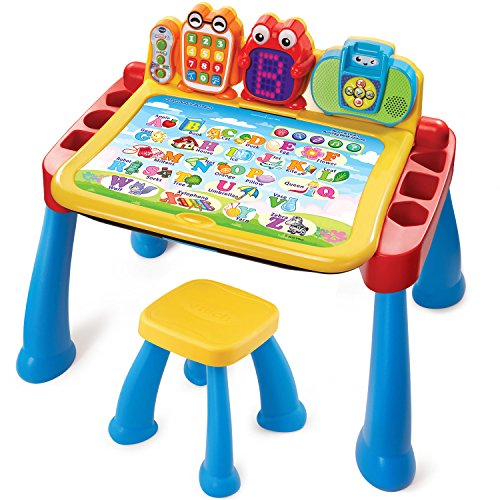 VTech Touch and Learn Activity Desk Deluxe Regular ,2-5 years