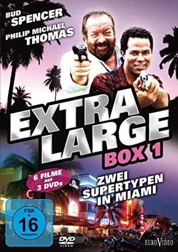 Zwei Supertypen in Miami: Box 1 (3 DVDs)