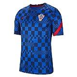 Nike 2020-2021 Croacia Pre-Match Camiseta de entrenamiento (azul) - Niños