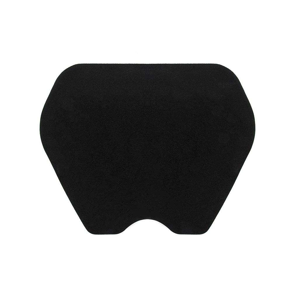 Porotmotor Universal Motorcycle Race Foam Seat Pad for Track Use High Density Adhesive edge polishing Foam 20MM Per-cut