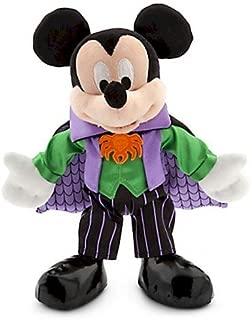 Disney Mickey Mouse Plush - Halloween - Small - 9''