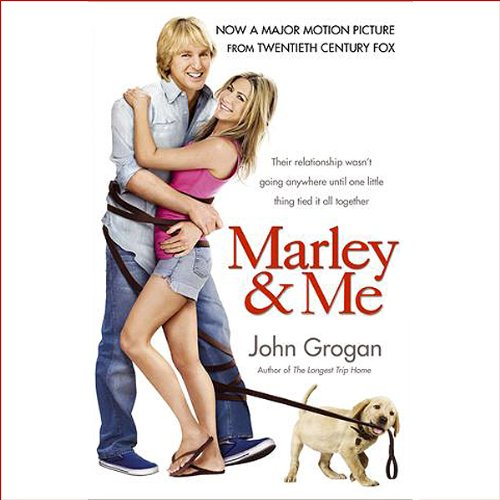 Marley & Me audiobook cover art