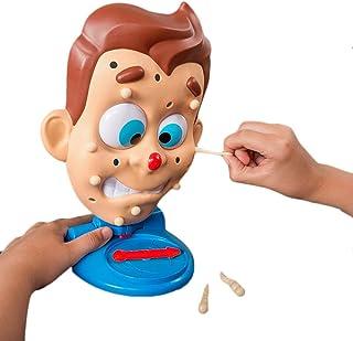 Yissma Squishy Espinilla Popper Toy Espinilla Acné Prensa Hablada Juguete Divertido Asco antiestrés Juguete Speelgoed Diversión
