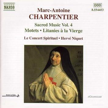 CHARPENTIER: Motets / Litanies a la Vierge