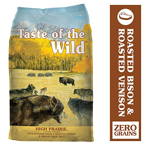 Taste of the Wild High Protein Real Meat Recipe Dry Dog Food with Real...