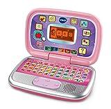 Vtech 80-196354 Mein Vorschul-Laptop pink, Lernlaptop, Mehrfarbig