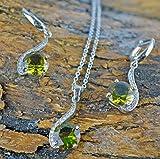 Immagine 2 zultanite set di gioielli in