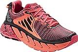 HOKA ONE ONE Women's Gaviota Stability Running Shoe,Paradise Pink/Neon Coral,US
