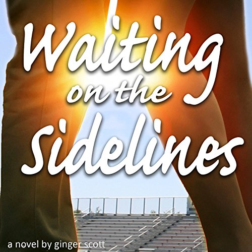 Waiting on the Sidelines audiobook cover art