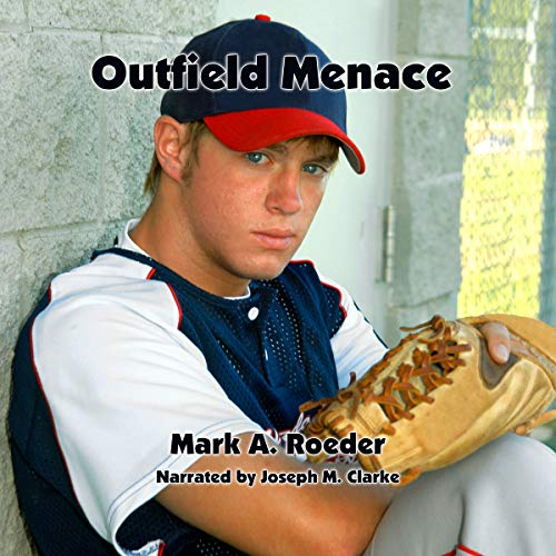 Outfield Menace audiobook cover art