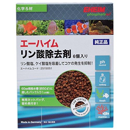 エーハイム リン酸除去剤 390グラム (x 1)