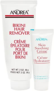 Andrea Depilatories and Bleaches, Hair Remover for the Bikini