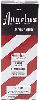 Angelus Leather Dye Light Rose