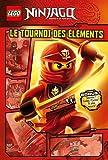Lego Ninjago, Tome 1 - Le tournoi des éléments