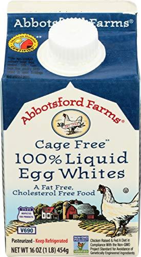 Abbotsford Farms, Egg Whites Liquid Non-Gmo, 16 Fl Oz