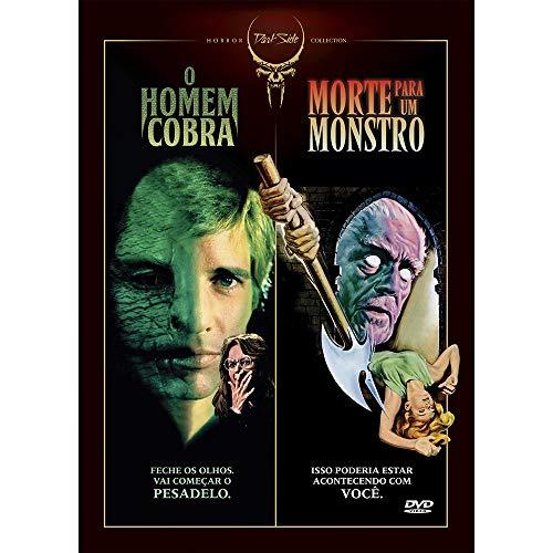 Dark Side 10 (Morte Para um Monstro + O Homem-Cobra)