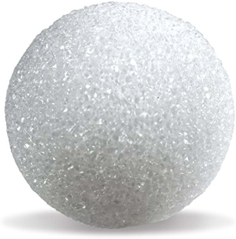 HYGLOSS PRODUKTE INC. 4in Styrofoam Balls 36Pieces