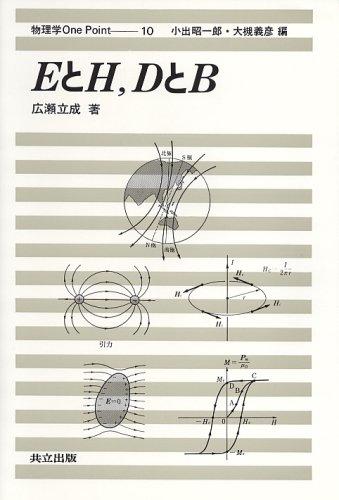 EとH,DとB (物理学One Point 10)