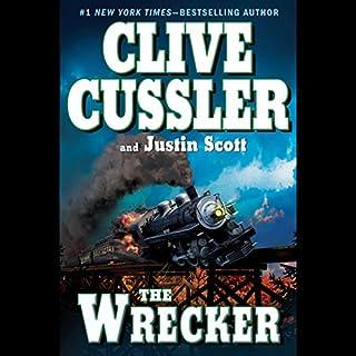 The Wrecker audiobook cover art