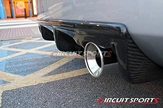 Circuit Sports Carbon Rear Bumper Diffuser for Nissan 350Z Z33