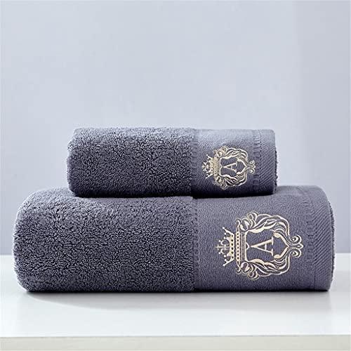 CZFWRX Toalla de Cara Familiar 100% algodón para Adultos y niños, toallita...
