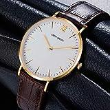 Watches Watches Thin Watches Men Watches Fashion Watches Quartz Watches Waterproof Watches