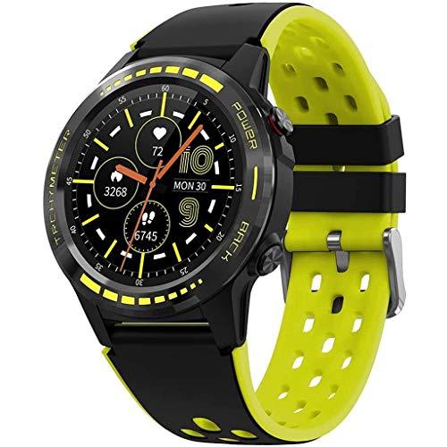 """Watches Bluetooth Smart Watch mit Nachrichtenbenachrichtigung, 1,3 """"Voll-Touchscreen-Smartwatch, IP67 Wasserdichte Fitness Tracker Uhr, mit GPS Schrittzähler Stoppuhr für Kinder Männer Frauen Uhren"""