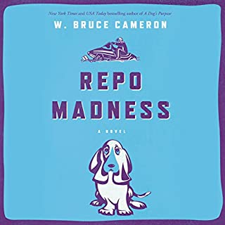 Repo Madness audiobook cover art