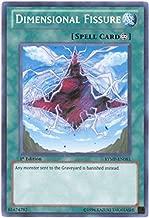 Yu-Gi-Oh! - Dimensional Fissure (RYMP-EN081) - Ra Yellow Mega-Pack - Unlimited Edition - Secret Rare