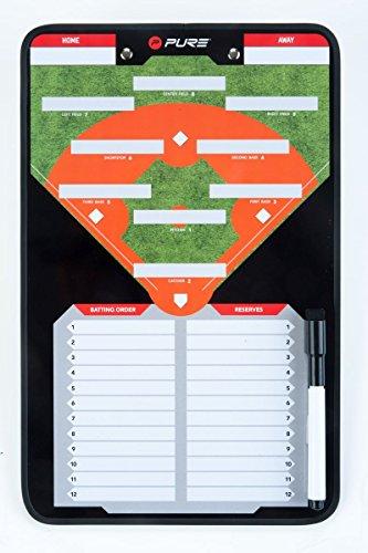 Unbekannt Pure2Improve Baseball Trainingsboard Whiteboard Marker Magnete