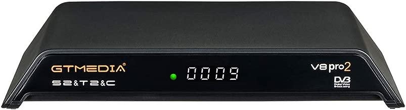 GT MEDIA V8 PRO2 Decodificador Satelite Receptor TDT de TV