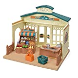 Calico Critters Grocery Market Cream & Brown, 11.42 Inches