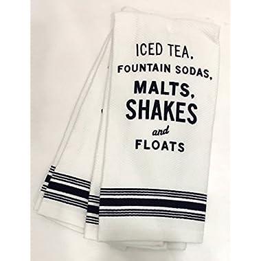 Kate Spade 2 Pack Kitchen Towel Set