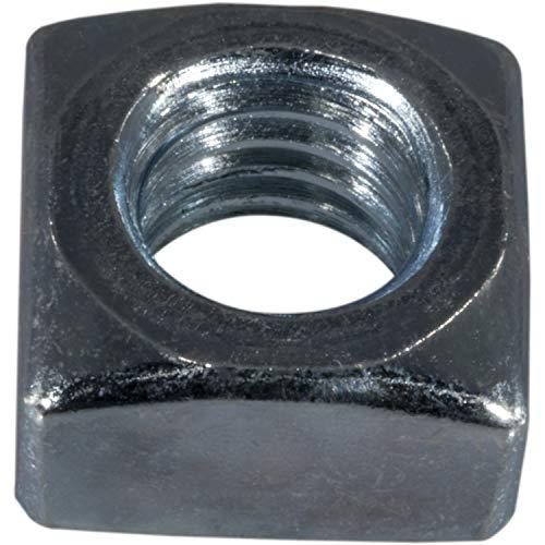 Hard-to-Find Fastener 014973401290 Coarse Square Nuts, 1/2-13-Inch, 12-Piece