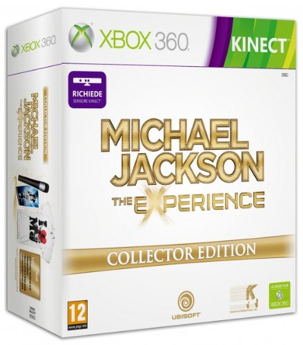 Michael Jackson The Experience Collector