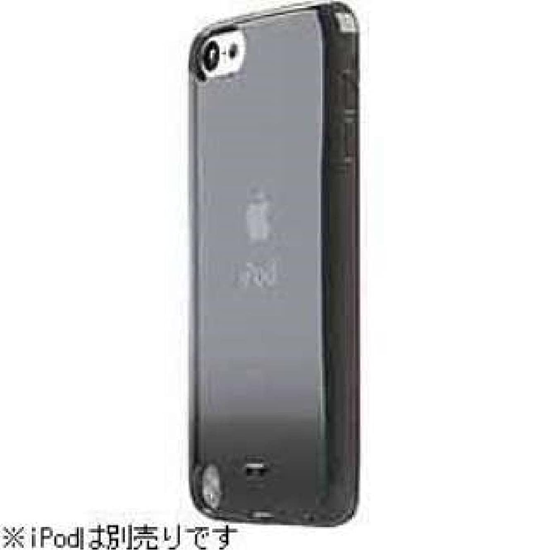 鷲自由爆発物【正規品】 TUNEWEAR TUNEWEAR SOFTSHELL for iPod touch 5G スモーク TUN-IP-000216