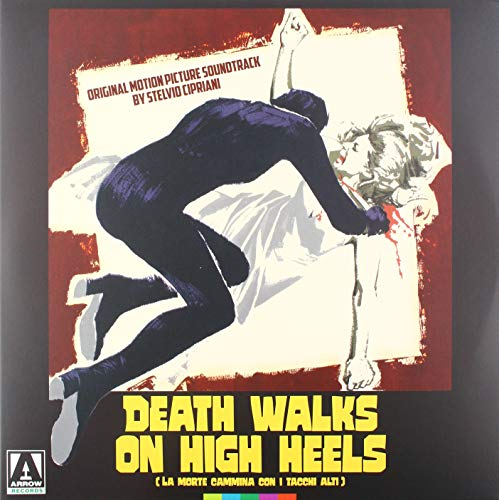 Death Walks On High Heels (Original Motion Picture Soundtrack) [Vinyl LP]