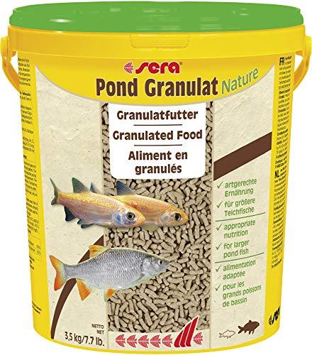 Sera Mangime in Granuli, Pond Granulat - 21 L