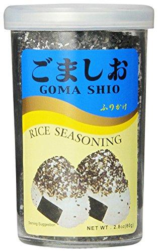 JFC Gomashio Furikake, 2.8-Ounce