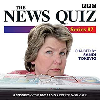 The News Quiz: Series 87 audiobook cover art