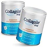 Collagile® péptido de colágeno bioactivo de calidad alimentaria, 225 g (2 x 225 g)