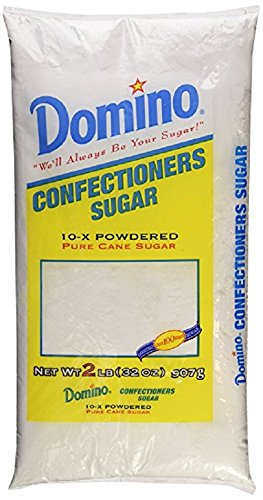 Domino Powdered Sugar ( 2 pack )