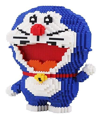 Puzzles 3d Doraemon