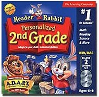 Best reader rabbit personalized 2nd grade Reviews