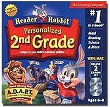 Reader Rabbit 2nd Grade Educational Computer Game [CD] [CD-ROM]