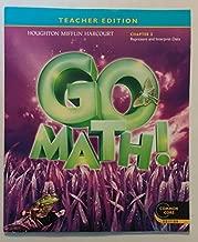 Go Math! Grade 3 Teacher Edition Chapter 2: Represent and Interpret Data (Common Core Edition)