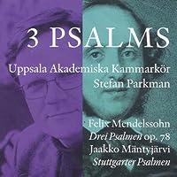 Mendelssohn/Mantyjarvi: Three